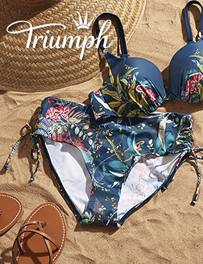 The new summer swimwear trend from Triumph!